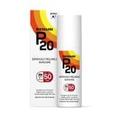 PROTECTION SOLAIRE SPRAY SPF50 100 ml de Riemann P20