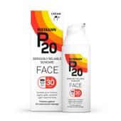 Protettore Solare Viso SPF30 50 ml di P20