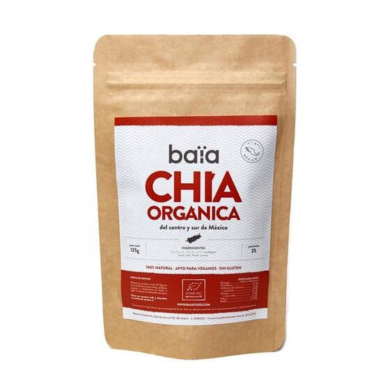 CHIA ORGÂNICA 200g de Baïa Food.