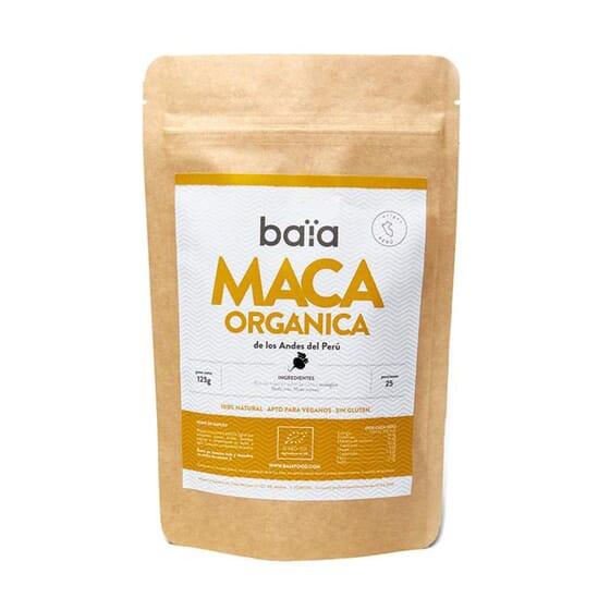 MACA ORGÂNICA 200g da Baïa Food.