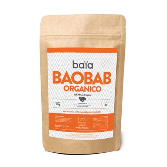 BAOBAB ORGÂNICO 125g de Baïa Food.