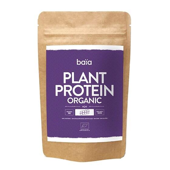 Plant Protein Organic Açai  500g de Baiafood
