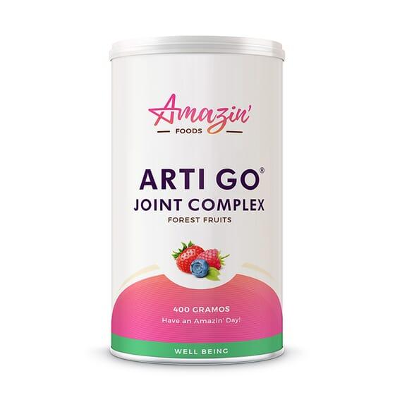 ARTI GO® 400g da Amazin' Foods