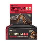 OPTIMUM PROTEIN BAR 10 x 60g de Optimum Nutrition