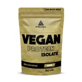 VEGAN PROTEIN ISOLATE 750g de Peak.