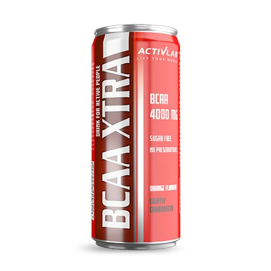BCAA XTRA DRINK 24 Unids de 250ml da Activlab