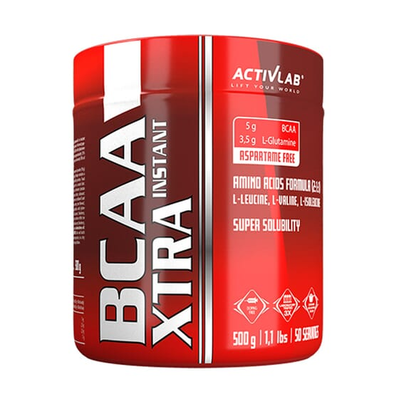 BCAA XTRA INSTANT 500g da Activlab