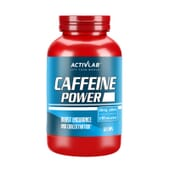 CAFFEINE POWER 60 Caps de Activlab