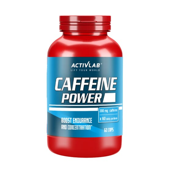 CAFFEINE POWER 60 Caps da Activlab