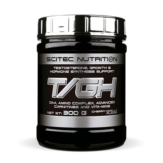 T/GH optimise les taux d'hormone de croissance et de testostérone afin de favoriser la prise de
