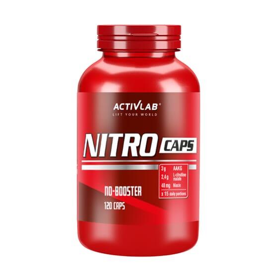 Nitro Caps 120 Caps da Activlab
