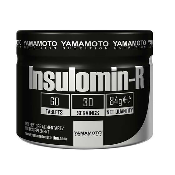 INSULOMIN-R 60 Tabs de Yamamoto Nutrition