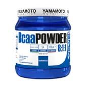 BCAA POWDER NEUTRO 8:1:1 300g de Yamamoto Nutrition.