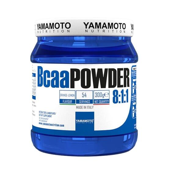 BCAA POWDER 8:1:1 300g da Yamamoto Nutrition.