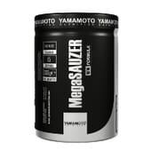MEGA SAUZER NEW FÓRMULA 300g de Yamamoto Nutrition