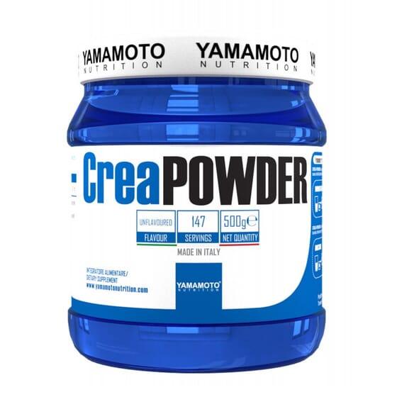 CREAPOWDER CREAPURE QUALITY 500g da Yamamoto Nutrition.