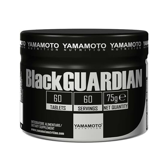 BLACKGUARDIAN® 60 Tabs da Yamamoto Nutrition.