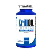 KRILL OIL 90 Pérolas da Yamamoto Nutrition