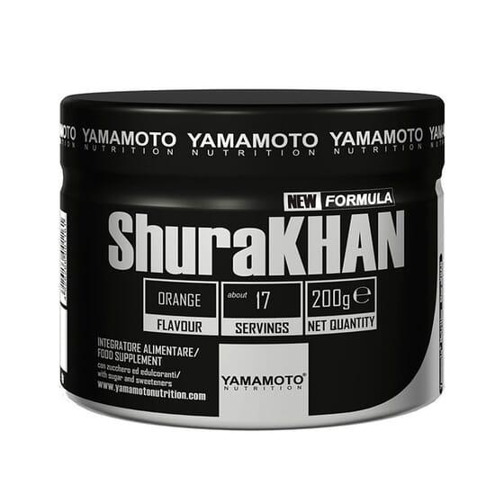 SHURAKHAN NEW FÓRMULA 200g da Yamamoto Nutrition