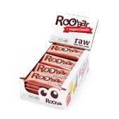 Roo'Bar Mûre Vanille 20g 20Barres de Roo'bar