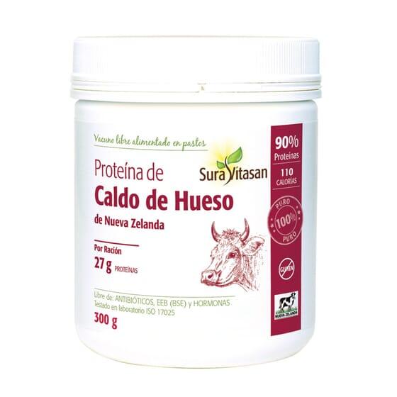 PROTEÍNA DE CALDO DE HUESO 300g de Sura Vitasan.
