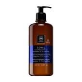 Shampoo Tonificante Uomo Eco Pack 500 ml di Apivita