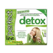 Perfect Line Detox 10 ml 15 Fialette di Pinisan