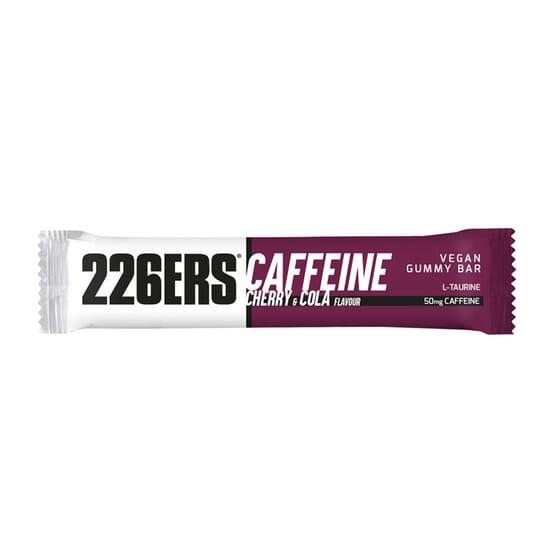 VEGAN GUMMY BAR CAFFEINE 42 Barras de 30g da 226ers