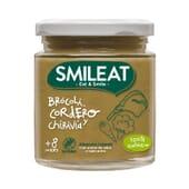 PETIT POT BIOLOGIQUE BROCOLI, AGNEAU ET PANAIS +8M 230 g  de Smileat