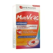 Multivit 4G Défenses 30 Tabs de Forte Pharma