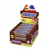 Snickers Hi Protein Barre Protéinée 55g 12 Barres de Snickers