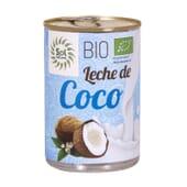 LAIT DE COCO DE CUISINE BIO 400 ml Sol Natural
