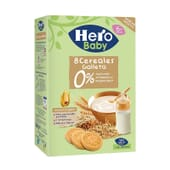 PEDIALAC 8 CEREALES GALLETA 340g de Hero Baby Pedialac