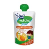 Pedialac Orange, Banane, Poire et Biscuit 100g de Hero Baby Pedialac