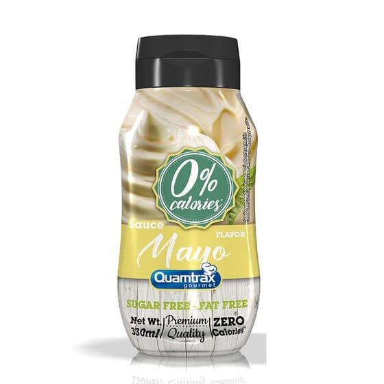 SAUCE MAYONNAISE 330 ml de Quamtrax