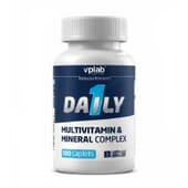 DAILY MULTIVITAMIN FORMULA 100 Caps da VPLAB Nutrition