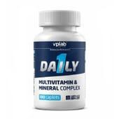 DAILY MULTIVITAMIN FORMULA 100 Tabs de VPLAB Nutrition