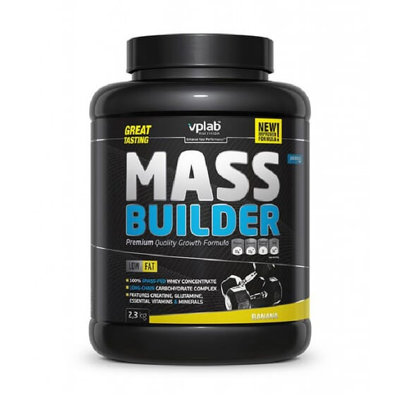 MASS BUILDER 2,3 Kg de VPLAB Nutrition