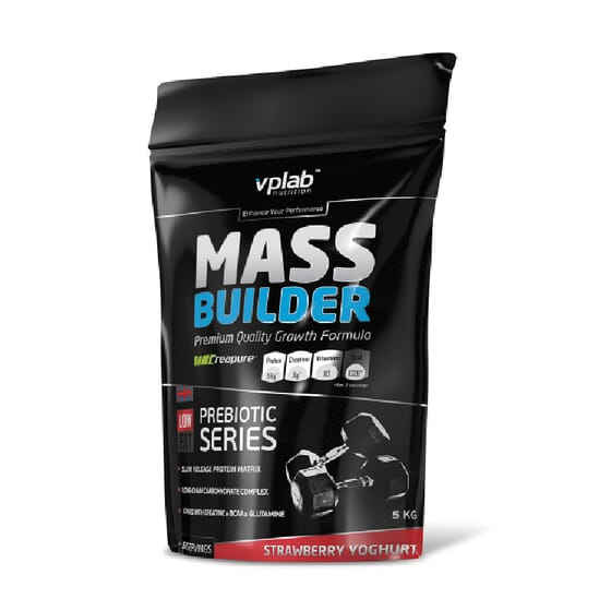 MASS BUILDER 5Kg de VPLAB Nutrition