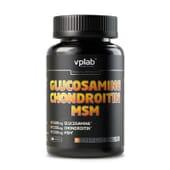 GLUCOSAMINE + CHONDROITIN + MSN 90 Tabs da VPLAB de Nutrition