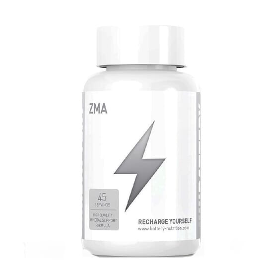 BATTERY ZMA 90 Caps de Battery Nutrition