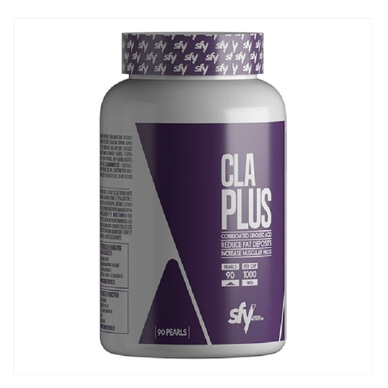 CLA PLUS 1000MG 90 Perlas de Sfy Nutrition