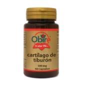 CARTÍLAGO DE TIBURÓN 500MG 60 Caps de Obire.