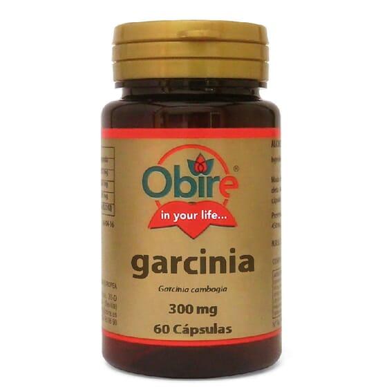 GARCINIA CAMBOGIA 300 mg 60 Gélules de Obire.