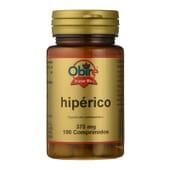 HIPERICÃO 375MG  100 Tabs da Obire.