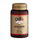 GINGEMBRE 400 mg 60 Gélules de Obire.