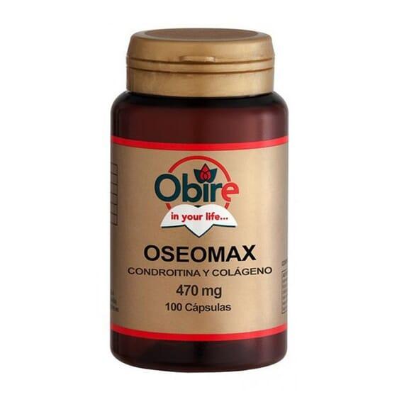 OSEOMAX 534MG 100 Caps de Obire.