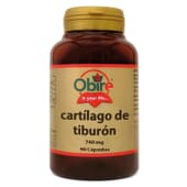 CARTILAGEM DE TUBARÃO 740MG 90 Caps da Obire.