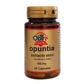 OPUNTIA EXTRACTO SECO 150MG 60 Caps de Obire.