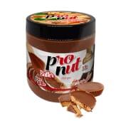 PRONUT BUTTER BEURRE DE CACAHUÈTE ET CHOCOLAT 250 g de Protella.